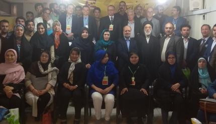 گزارش همایش پیوندهای فکری و فرهنگی ایران با آسیای مرکزی و قفقاز